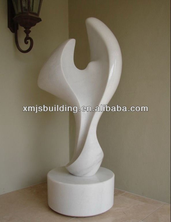 Superior White Marble Stone Carving Sculpture Amazing Design