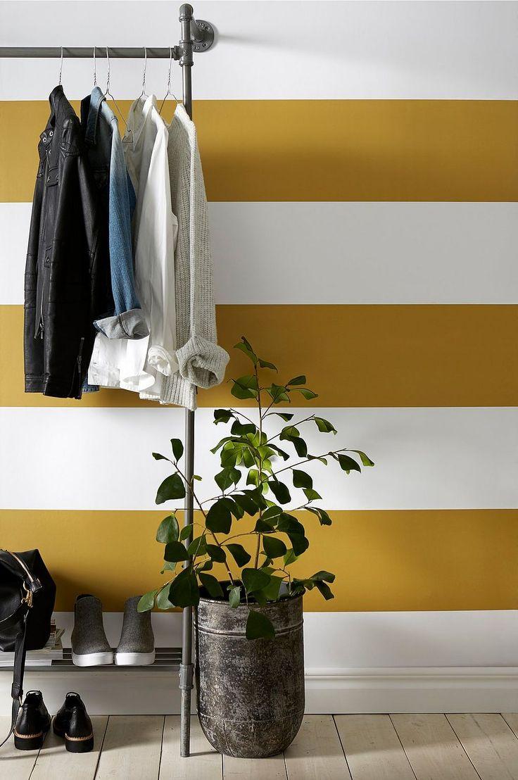 Nice Tapet i non woven materiale Hver rulle er m Bredde cm Ingen m nsterrapport Kan tapetseres horisontalt eller vertikalt Made in Sweden