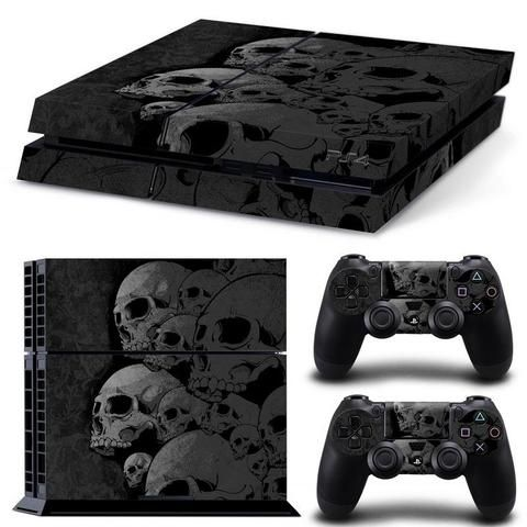"""Narcando Hell Skull PS4 Vinyl Decal Sticker Narcando Canada Deals!!     Leggings, T-Shirts, Hats, Winter Clothing, Sweatshirts & Hoodies, Jewelry, Gaming devices & hardware plus much more!     #Narcando #Canada    Save 10% using the Promo code """"Newbie""""     #Narcando #Canada #tshirts #deals #shopping #love #jewellery #gamers #luxury#leggings #fashion #love #forsale #promo #tech #techdeals"""