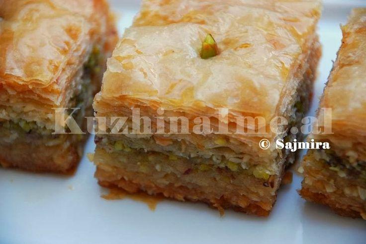 KuzhinaIme.al: Bakllava Turke (Receta e derguar nga Sajmira)