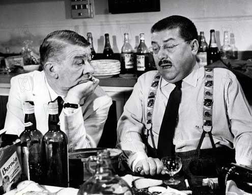 Lulu la Nantaise, l'homme de la Pampa, les frères Volfoni, et la scène de la cuisine... «Les Tontons flingueurs» de Georges Lautnervenaient de fêt...