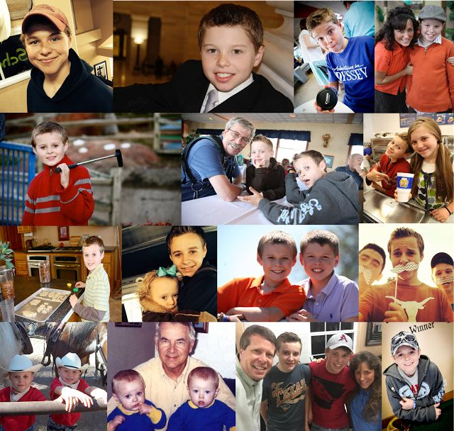 Twins Jedidiah and Jeremiah Duggar are 17 years old!