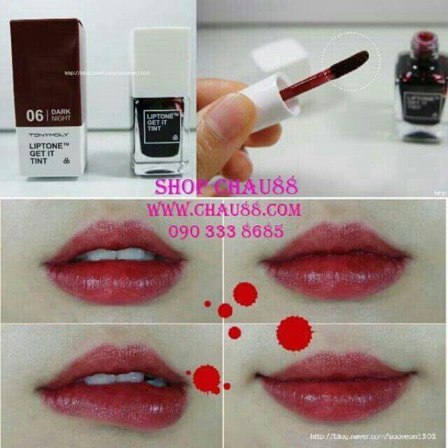 Son môi Liptone Get It Tint #6 với giá ₫135.000 chỉ có trên Shopee! Mua ngay: http://shopee.vn/shopchau88/4460106 #ShopeeVN