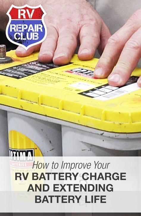 Despite what the forums might say about standard RV battery life being only 2 to 3 years, your on-board, deep cycle batteries should have the capability to last you between 5 and 7 years. That is, if you take proper care of your battery and complete regular maintenance to combat invasive sulfation.