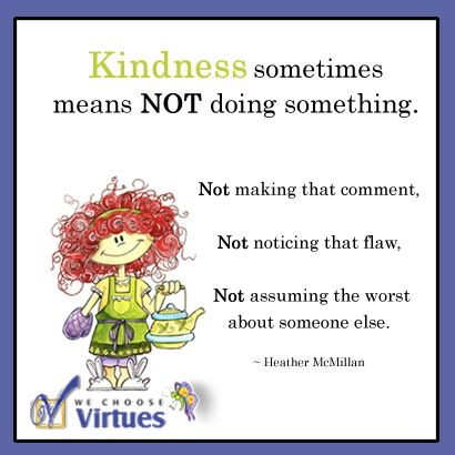 Kindness Poster from School Counselors Rock | A site for school counselors to share ideas!