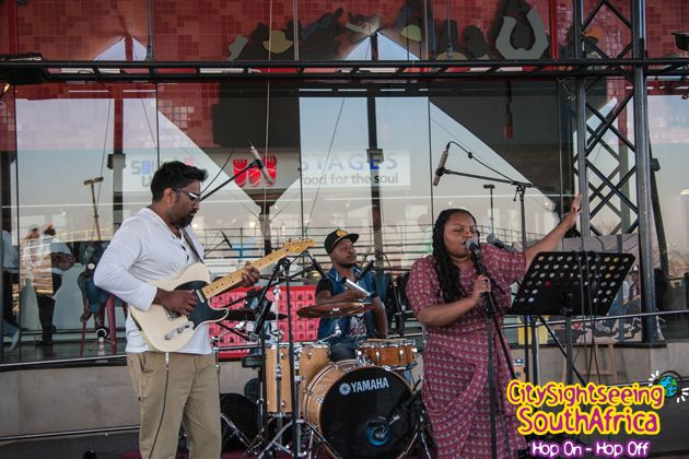 The Soweto Art & Craft Fair is held on the first Saturday of every month at the Soweto Theatre in Jabulani, Soweto.  http://citysightseeing-blog.co.za/2014/12/11/top-markets-in-the-city-gold-johannesburg/