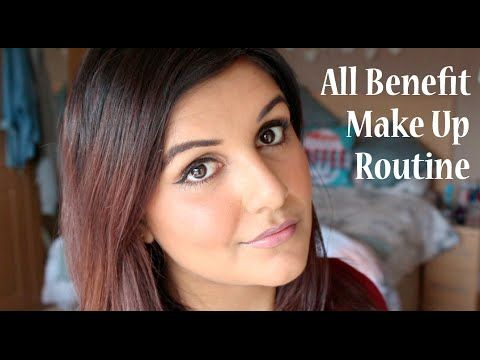 All Benefit Make Up Routine | The Trend Edit