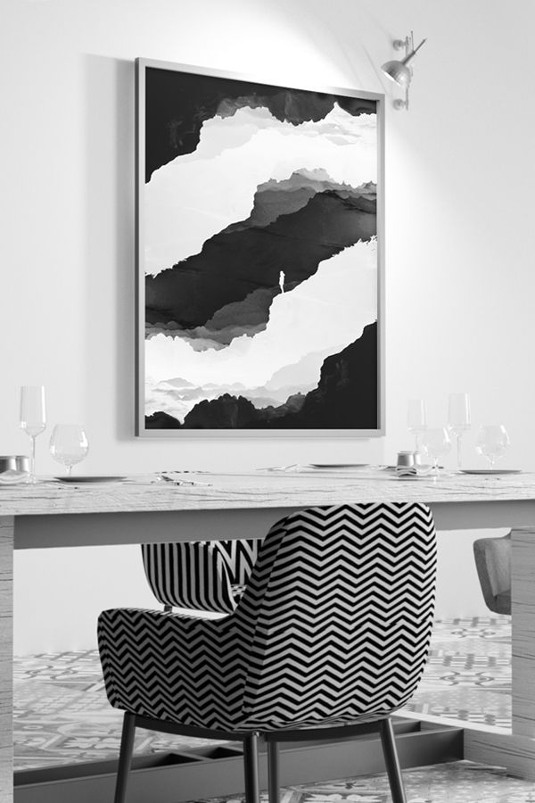 Wall Decor Wall Decor Living Room Black And White Aesthetic Wall