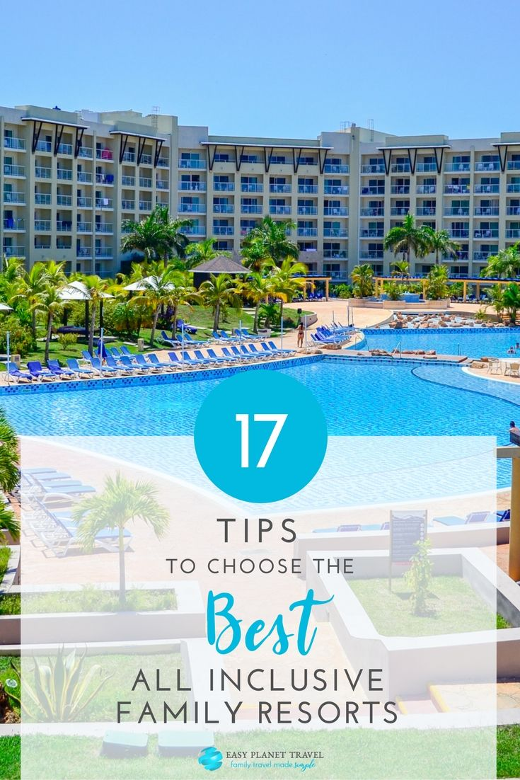 Cancun an all suites resort 2017 review family vacation critic - 17 Tips To Choose The Best All Inclusive Family Resorts