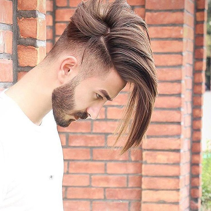 Long Hairstyles For Men 1122 Best Men's Hairstyles Images On Pinterest  Hair Cut