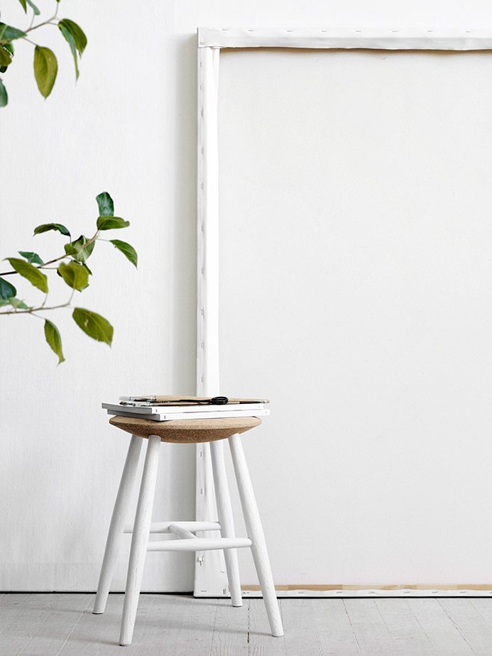 New 2015 Fall Collection by Hem - The Drifted Stool was designed by Lars Beller Fjetland for Hem The cork is naturally water resistant and gives a feeling of warmth and flexibility.