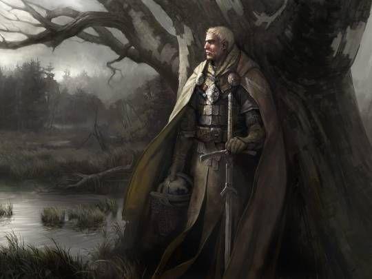 guerrero viejo