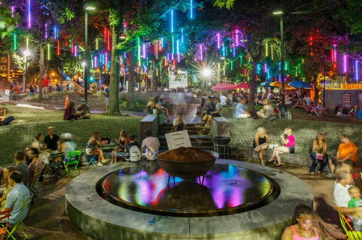 Spruce Street Harbor Park's 2016 Season To Officially Kick Off In May (Photo courtesy Matt Stanley)