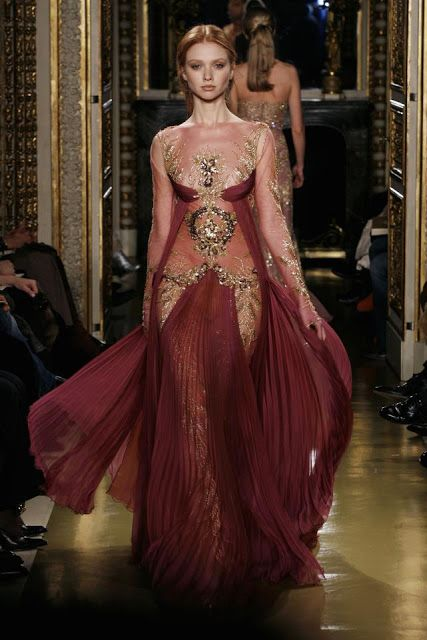 1001 Fashion Trends Zuhair Murad Haute Couture Dresses Spring Summer 2007 Fashion Pinterest