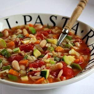 De Kooktips - Minestrone Soep