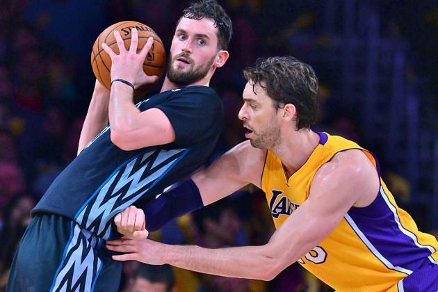 "I heard he wanted to come to the BULLS but anywhere is better than Minnesota, right? => ""Anonymous NBA General Manager: Kevin Love to Lakers Is '100 Percent Certainty'"""