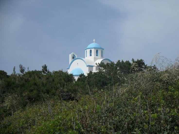 Karpathos, beautiful church