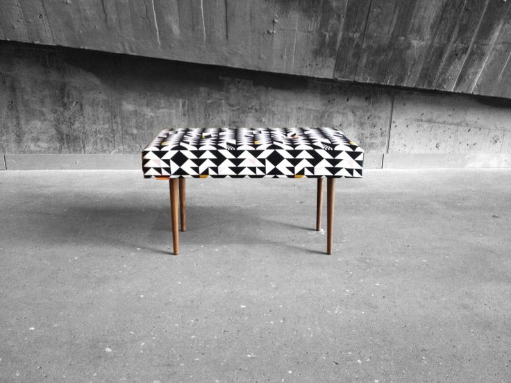 BENCH | take a seat | arrow with natural finish legs www.benchtakeaseat.com