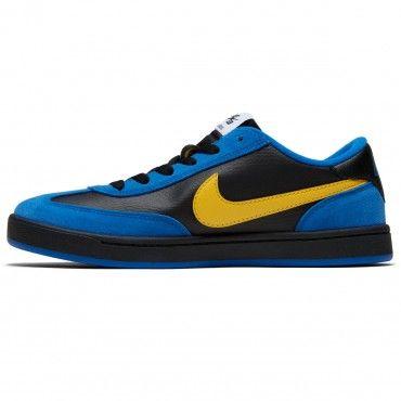 cf6a9084838f Nike SB FC Classic Shoes - Royal Blue Varsity Maize Black White ...