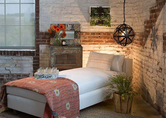 Industrial Chic Bedroom...Love It!! Part 82