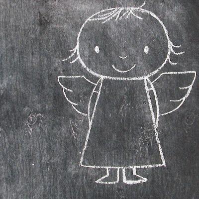 ~Krijtbord-engel~