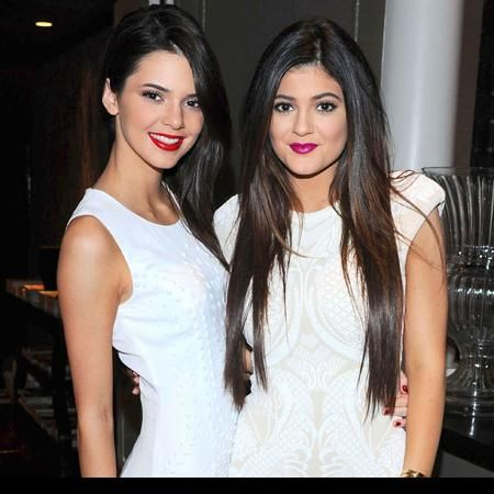 Kendall and Kylie Jenner 'had to grow up fast'