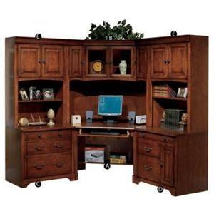 cheap corner desk with hutch