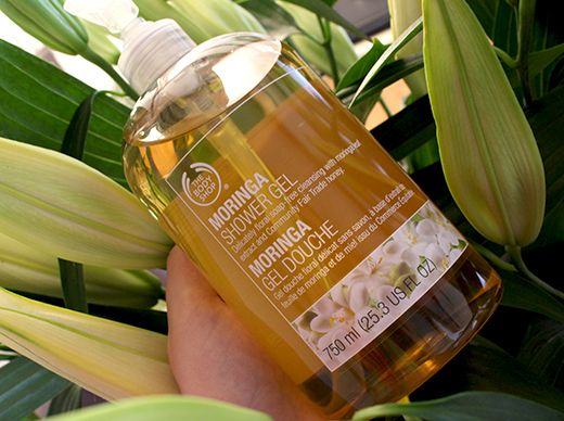 The Body Shop 750 ml Shower Gel XL