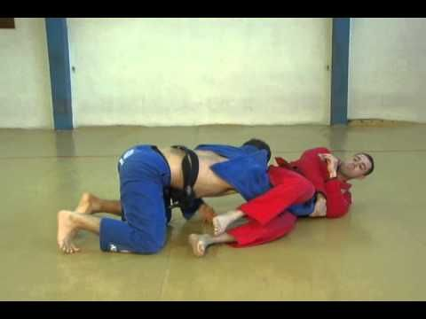 exame faixa zul sul jiu jitsu - YouTube