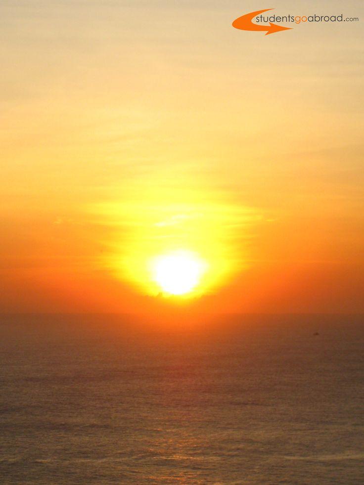 Wonderful #Sunset in #Bali