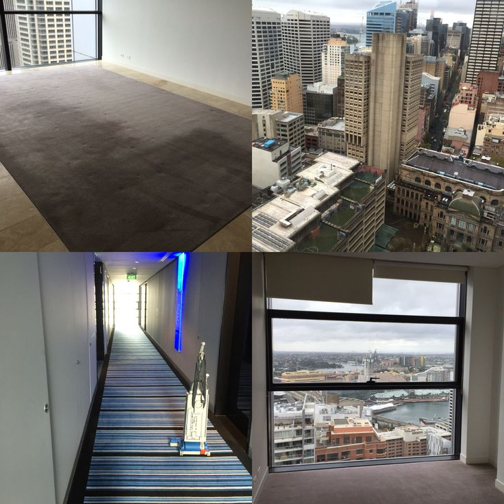 Here is a carpet cleaning job I did in the city  Look at the view  #carpetcleaning #sydneymetrocarpetcleaning #carpetcleaningsydney #sydney