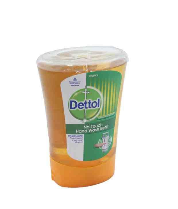 Dettol No Touch 250 ml Liquid Handwash Original Refill @ Rs.149