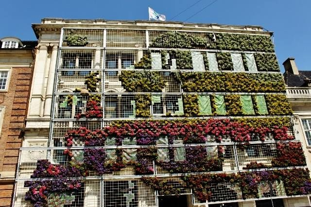 Pin by on verticaal tuinieren vertical garden pinterest - Outdoor tuinieren ...