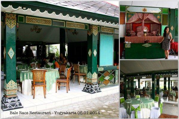 Bale Raos Kraton Yogyakarta