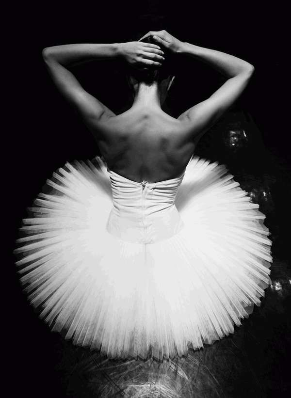 "Eloquent Ballerina Photography. The ""Unseen Beauty"" by Dina Johnsen. The Unseen Beauty was made especially for the National Theatre in Belgrade, and only 2,000 copies were made available."