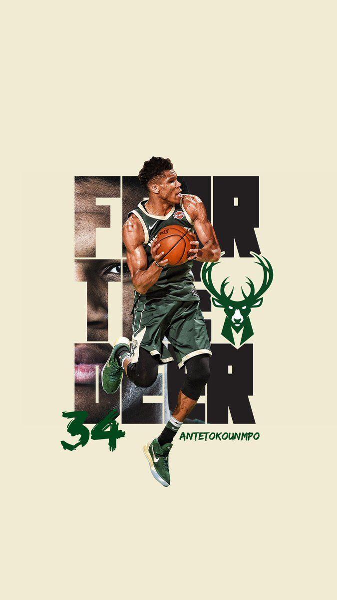 Milwaukee Bucks Giannis Antetokounmpo Greek Freak Wallpaper Iphone 2019 Giannis Antetokounmpo Wallpaper Basketball Wallpaper Nba Basketball Art