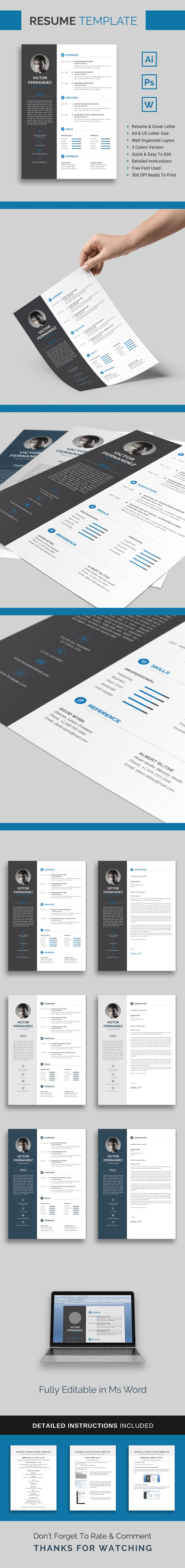 Resume Template Victor The 26 best