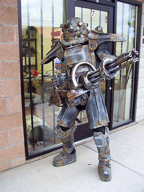 Brotherhood Of Steele Fallout Costume