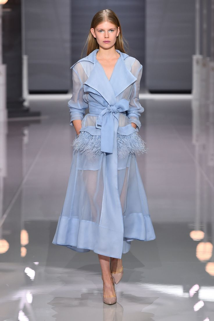 Ralph & Russo Spring 2018 Ready-to-Wear Undefined