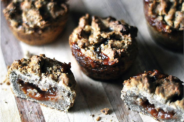 Fruit-Filled Scuffins Recipe - NYT Cooking