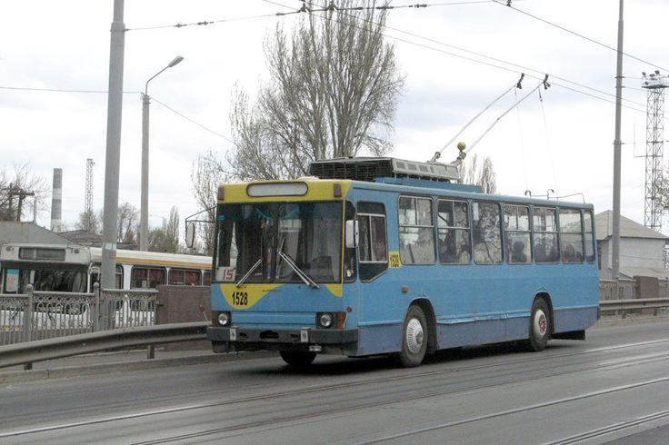В Днепропетровске в ближайшем будущем появится два новых троллейбуса общей стоимостью 3 миллиона гривен.