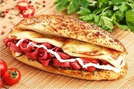 Kumru sandviç-Sandwich  İzmir