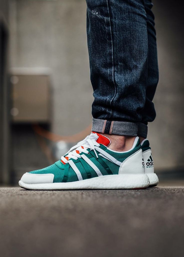 White Mountaineering x Adidas EQT 93 17 First In Sneakers