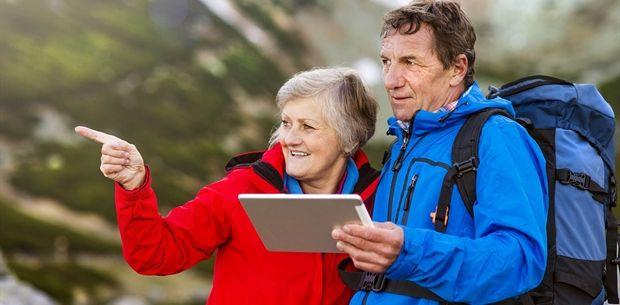 travel senior apps