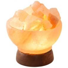 Esenţa produselor din sare o reprezinta cristalele exploatate din Himalaya. Lampile cu sare se pot folosi numai in interior. Trebuie ferite de umezeala.