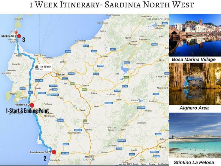 sardinia_in_one_week_itinerary_sardinia_map_north_west_coast_beaches_activities_accommodation_hotels_alghero_bosa_stintino_la_pelosa_beach