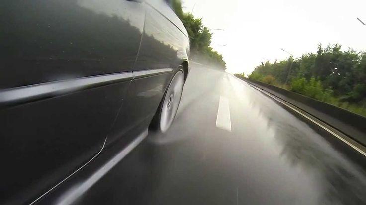 Side Wheel Go Pro View