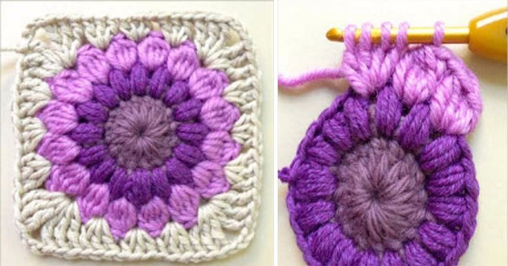 Traditional crochet blankets often feature a pattern called the Granny Square. This pattern actually dates back to the early 1800s, according to Yarnaholic Confessions. Women used to save scraps of material and sew them into squares. When they had...