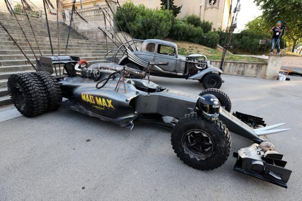 Правильная реклама в Формуле-1 — AmberSport