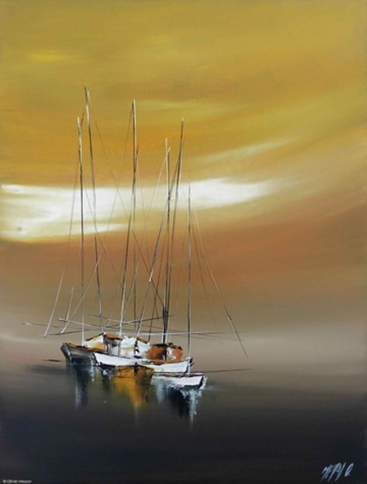 17 meilleures id es propos de toile abstraite sur pinterest art abstrait peintures - Tuto peinture abstraite contemporaine ...